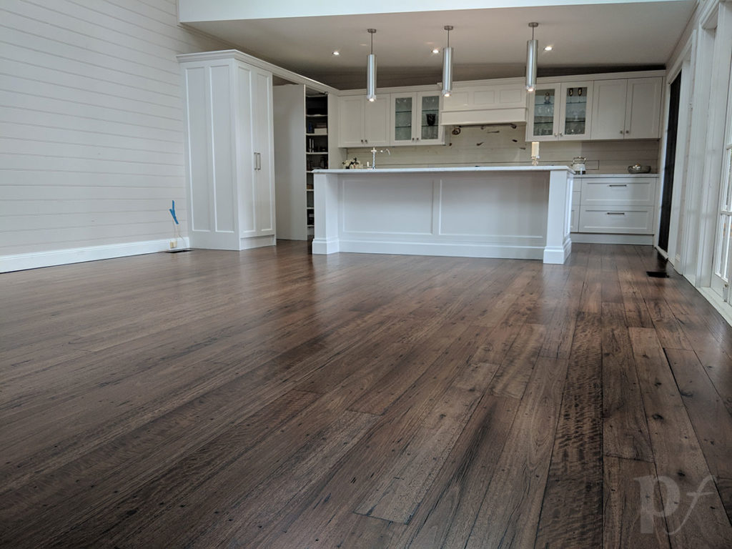 Blackbutt - Custom Stain