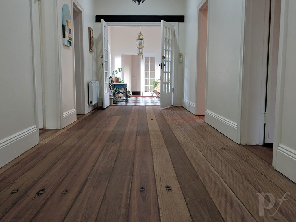 Mixed Hardwood - Invisible Finish